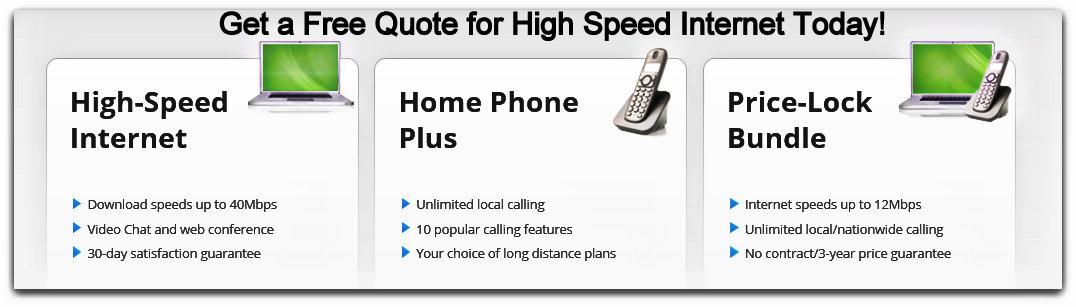 Santa Fe Internet - Get a FREE Quote For High Speed Internet Today